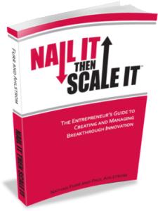 Programs follow the principles outlined by the book Nail It Then Scale It