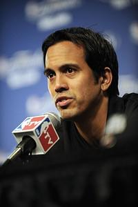 Miami's Erik Spoelstra Could Take Step Closer To Hall Of Fame With Finals Win