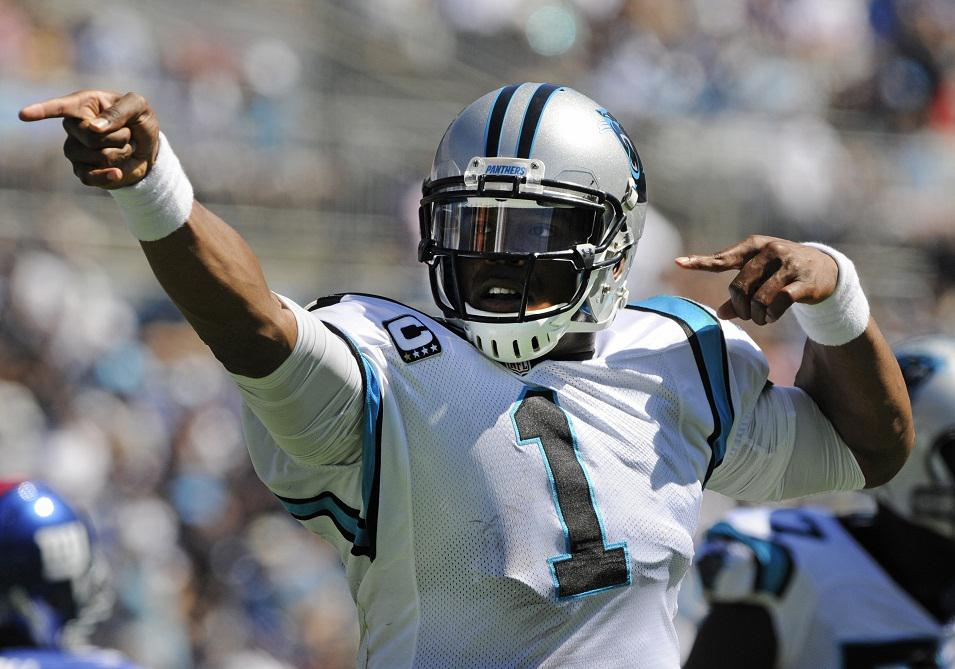 Cam Newton Has Committed Nfl Uniform Violation For His