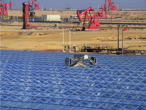 Oman Project Is A Step Toward 'The Ikea Of Solar'