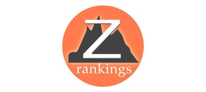 Data and rankings for 182 U.S. Resorts