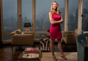 Sara Blakely in her New York apartment. Ben Baker / Redux for Forbes
