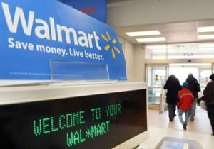 Wal-Mart's gunning for Amazon's customers away from the cash register, online.