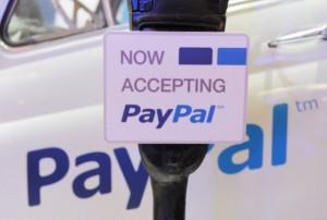 PayPal is in use at cash registers in 250,000 stores. Credit: Getty Images.