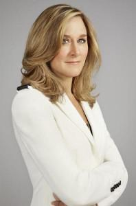Angela Ahrendts, Apple's new head of retail.