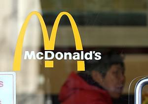 McDonald's: leading the pack in outsourcing labor costs.