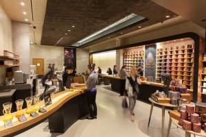 Starbucks Opens Its First Tea Bar As CEO Schultz Bets On $90 Billion Market