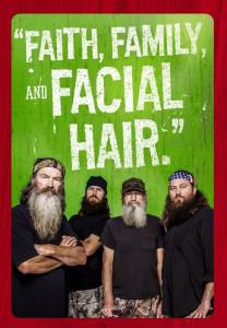A&E's hit reality show Duck Dynasty has spawned greeting cards like this one, part of a retail... [+] empire that is set to rake in $400 million in 2013.