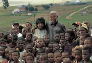 How Nelson Mandela Inspired Oprah Winfrey To Change The Lives Of South African Girls