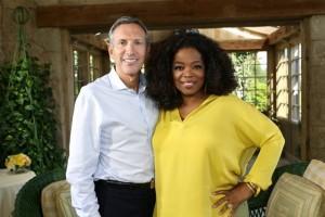 Starbucks Billionaire Howard Schultz To Oprah: It's OK For Men To Cry (Even CEOs)