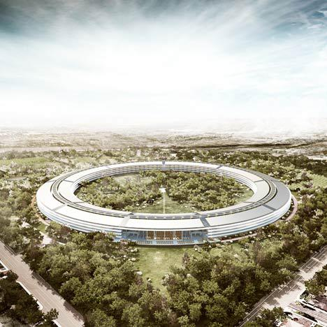 Apple Details 'Economic Impact' On Cupertino As It Readies New Spaceship-Inspired Campus