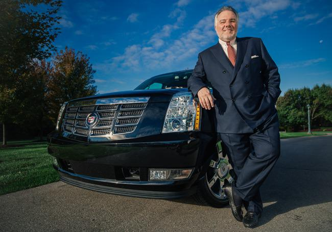 Jay Alix engineered the plan that saved General Motors. Below, he tells his story for the first time. Credit: Chris Arace for Forbes