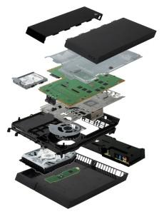 Exploded View (Console)