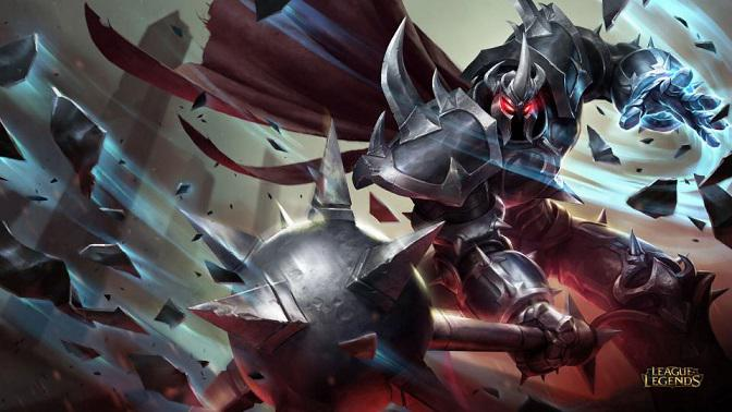 Will League of Legends players be turning Mordekaiser sideways in the near future?