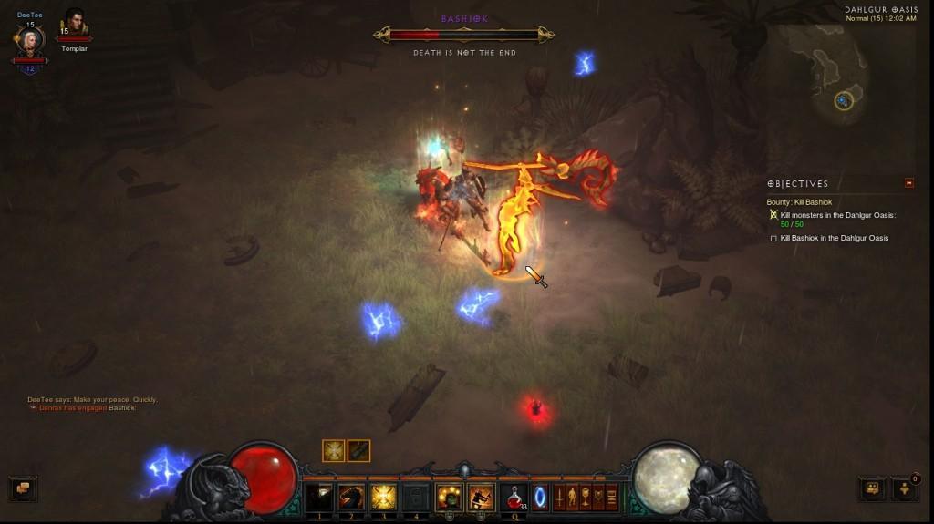 'Diablo III: Reaper of Souls' Preview