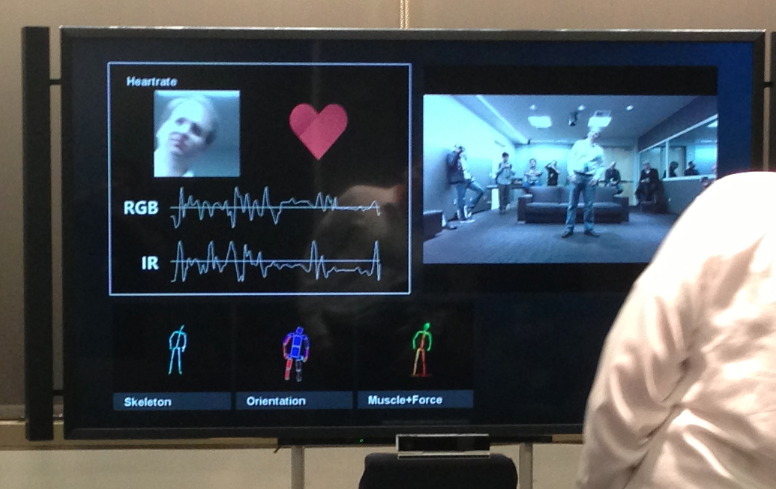 Source: Xbox One's Heart-Sensing Tech Not Microsoft's Idea