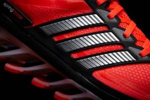 The Springblade shoe may be the single most important thing that adidas Running has ever done. Photo courtesy of adidas.