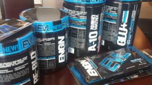 New nutritional supplement company EVLution Nutrition plans to launch its initial line of products... [+] at the Olympia Fitness & Performance Weekend.