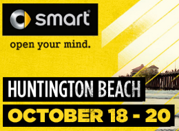 smart USA, part of Mercedes-Benz USA, has become the title sponsor of the final stop on the 2013 AVP Tour.