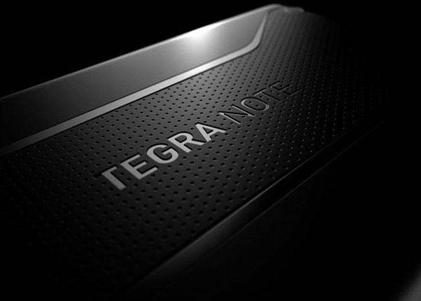 NVIDIA Tegra Note Back Casing