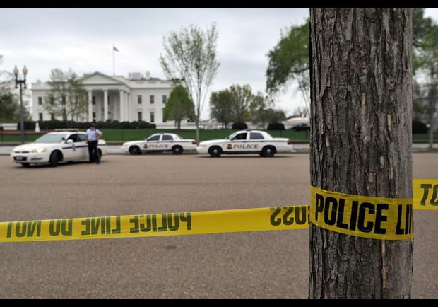 White House secured after news of Boston Marathon explosions - pg.12