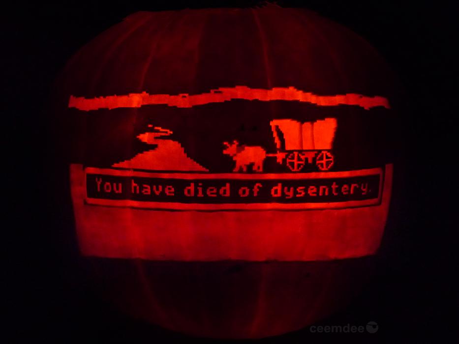 Amazing Video Game Pumpkin Carvings