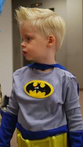 One of Fishbowl's youngest heros: employee Nathan Bleak's son. (photo courtesy of Fishbowl)