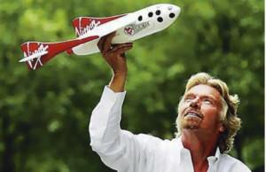 Richard Branson has one of the world's most widely recognized personal brands