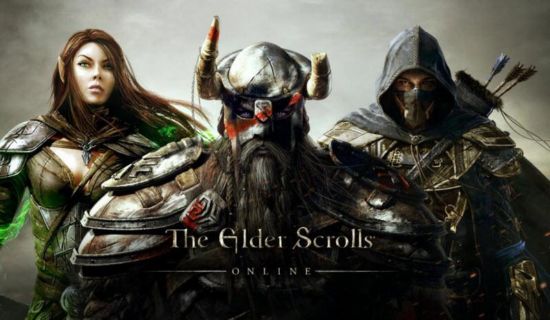 'Elder Scrolls Online' Won't Require PS+, But Will Require Xbox Live Gold