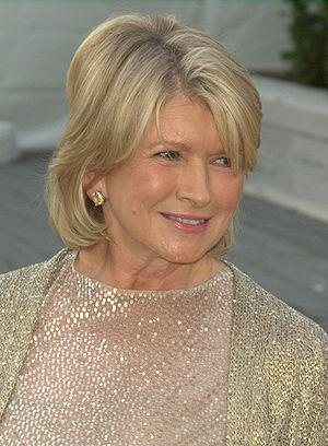 English: Martha Stewart at the 2009 premiere o...