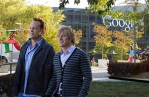 "AP Photo/20th Century Fox. Publicity shot from ""The Internship,"" with Vince Vaughn and Owen Wilson."