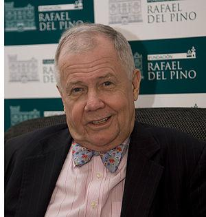 English: American investor Jim Rogers in Madri...