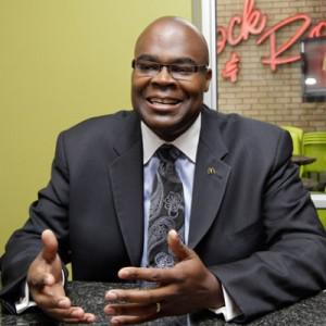 Don Thompson, who will become McDonald's CEO on July 1, is a 22-year veteran of the company. Photo: AP