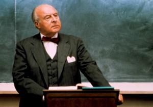 "John Houseman played the disagreeable Professor Kingsfield in the 1973 movie, ""The Paper Chase."" Credit: Everett Collection"