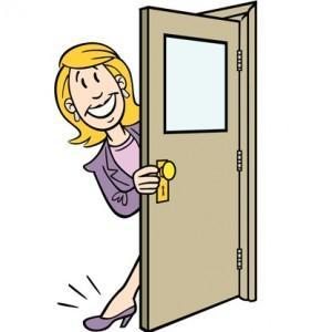 How To Get Your Foot In Any Door
