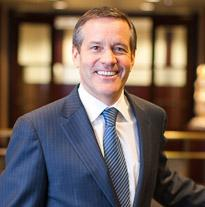 John G. Taft, great-grandson of President Taft and CEO of RBC Wealth Management-USA