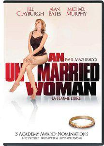 "Cover of ""An Unmarried Woman"""