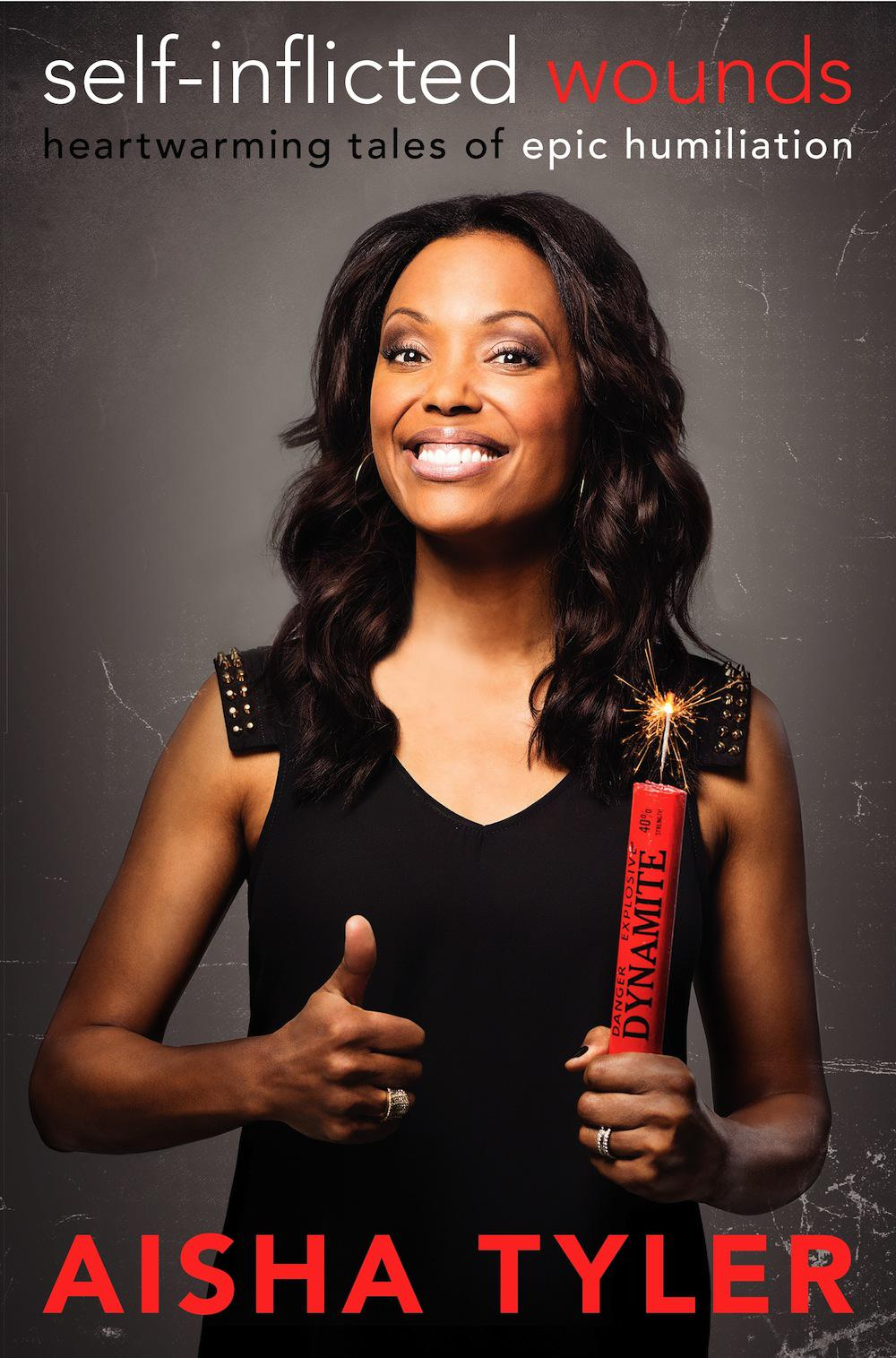 Aisha Tyler On Self-Inflicted Wounds, Career, And The Power Of Mistakes-5453