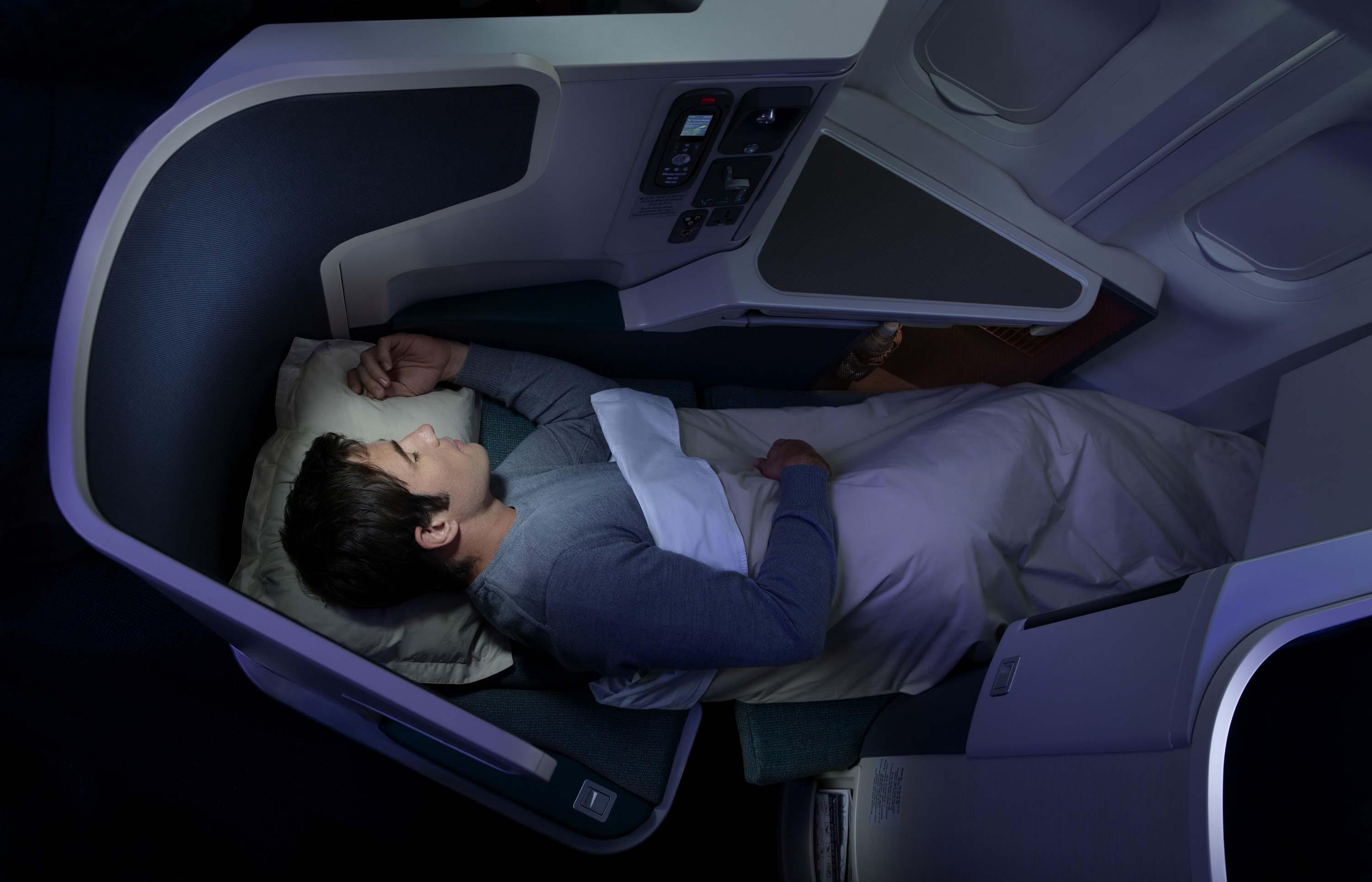 Cathay Pacific On Being The Best In Business Class