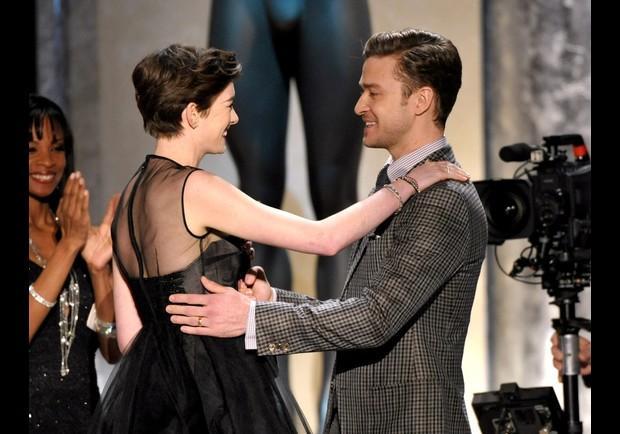Justin Timberlake, Ann...