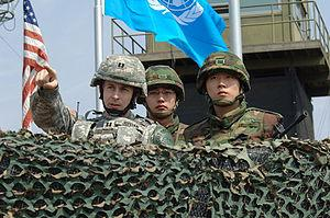 English: Republic of Korea (ROK) and United St...