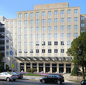 The Brookings Institution in Washington, D.C..