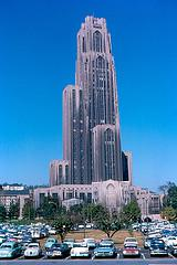 University of Pittsburgh - Cathedral of Learning