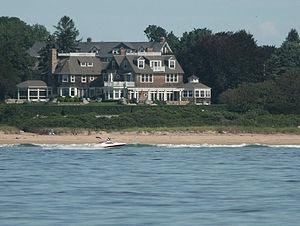 RI summer homes by the coast