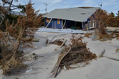 Fire Island Hurricane Sandy damage