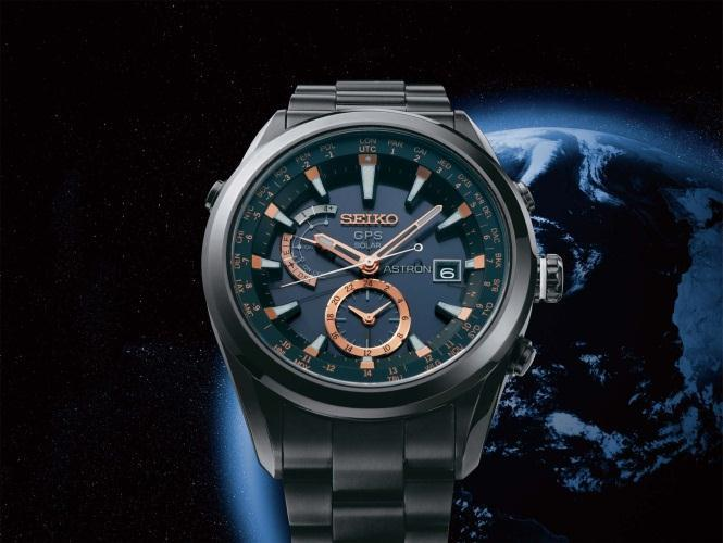 The Seiko Astron GPS Solar launched at Baselworld 2012