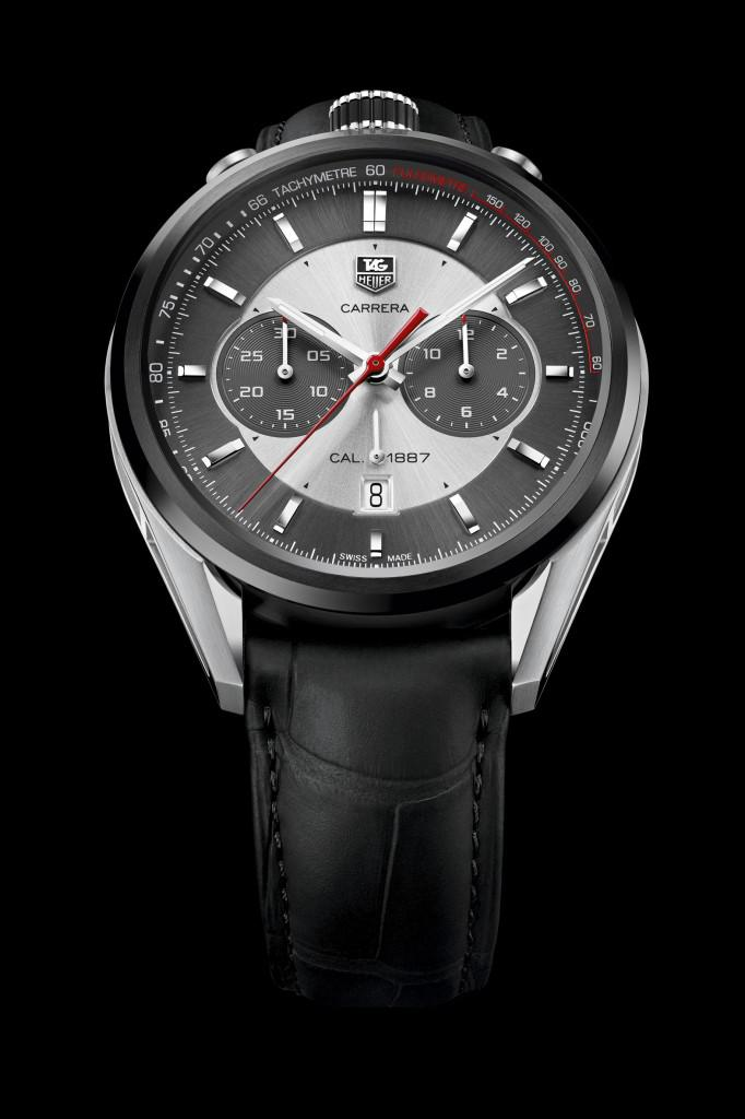 One version of the TAG Heuer anniversary Carrera as shown in January; the finalized product may look... [+] different