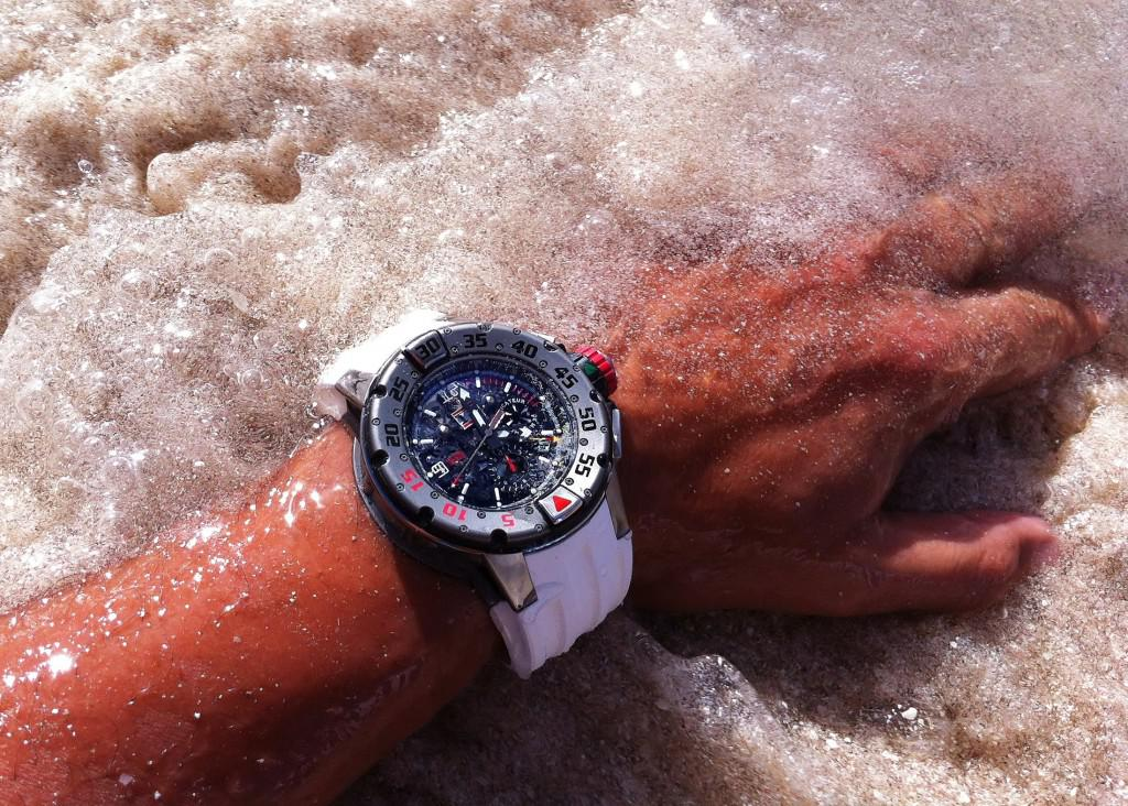 Sailing St. Barths With Richard Mille