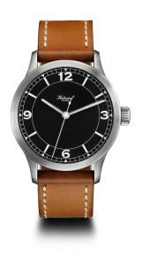 The 'Petite Aiguille' prize for watches costing less than 7,500 Swiss francs went to the Habring2 Jumping Second Pilot
