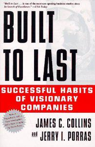 "Cover of ""Built to Last: Successful Habit..."